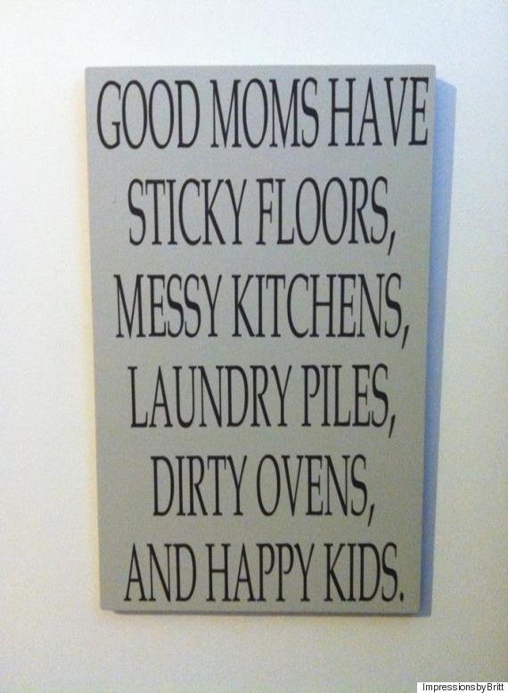 Sticky Floors