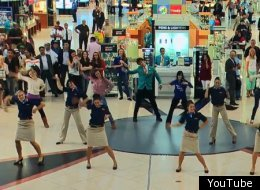 Dubai Flash Mob