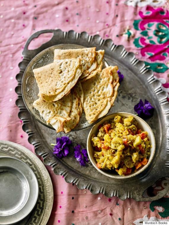 eggplant bharta
