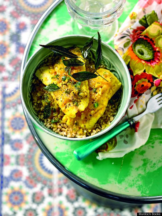 fragrant fish stew
