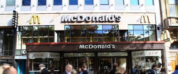 MCDONALDS PARIS