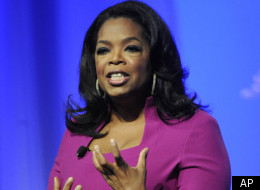 Oprah's Big Admission About Her Talk Show