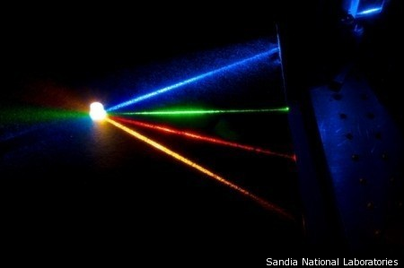 Diode Laser Lighting Could Compete With Led Research