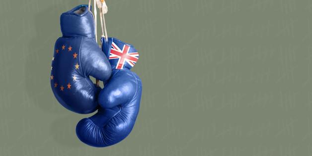 UK's Theresa May says Brexit may bring hard times