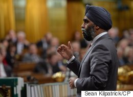 Sajjan On Tory Cuts To Defence Spending: 'What's Done Is Done'