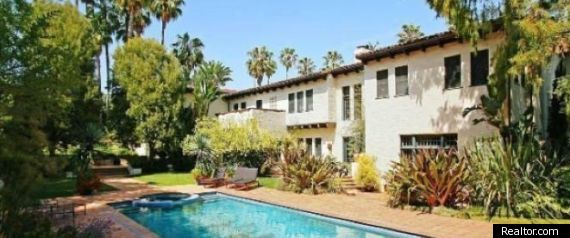 David Schwimmer house in Los Angeles