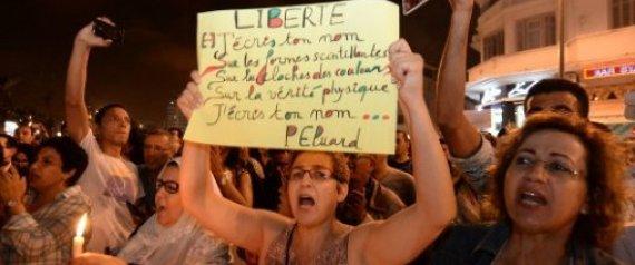 FEMME LIBERTE MAROC