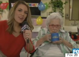 110-Year-Old Woman Gives Interviewer Ultimate Shade