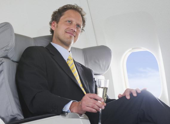 businessman class