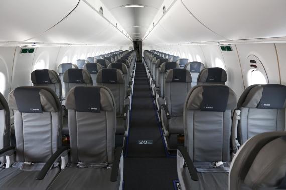 plane inside economic