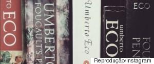 UMBERTO ECO BOOKS