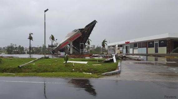 cyclone fidji