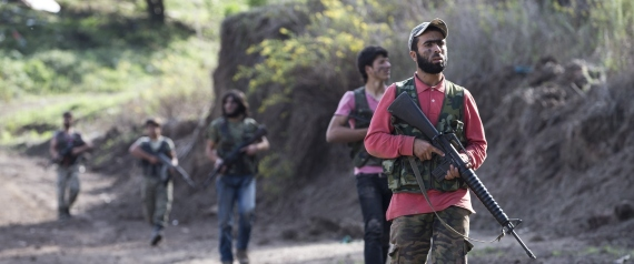 SYRIAN ARMED OPPOSITION IN TURKEY