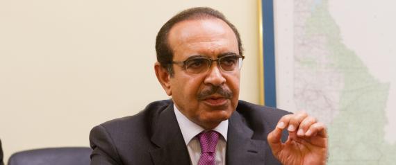 BAHRAIN S INTERIOR MINISTER
