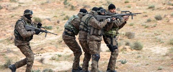 ARMY TUNISIA