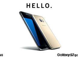 Tout ce qu'il faut savoir sur le Galaxy S7