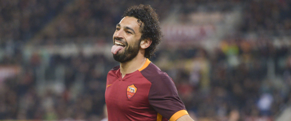 MOHAMED SALAH CLUB OF ROME