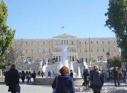 Soziale Medien und Politik: Die griechische Jugend mischt sich ein