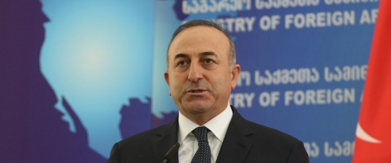 TURKISH FOREIGN MINISTER