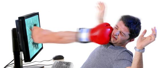 SOCIAL MEDIA FIGHT