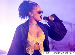 Rihanna Confirmed To Headline UK Music Festival
