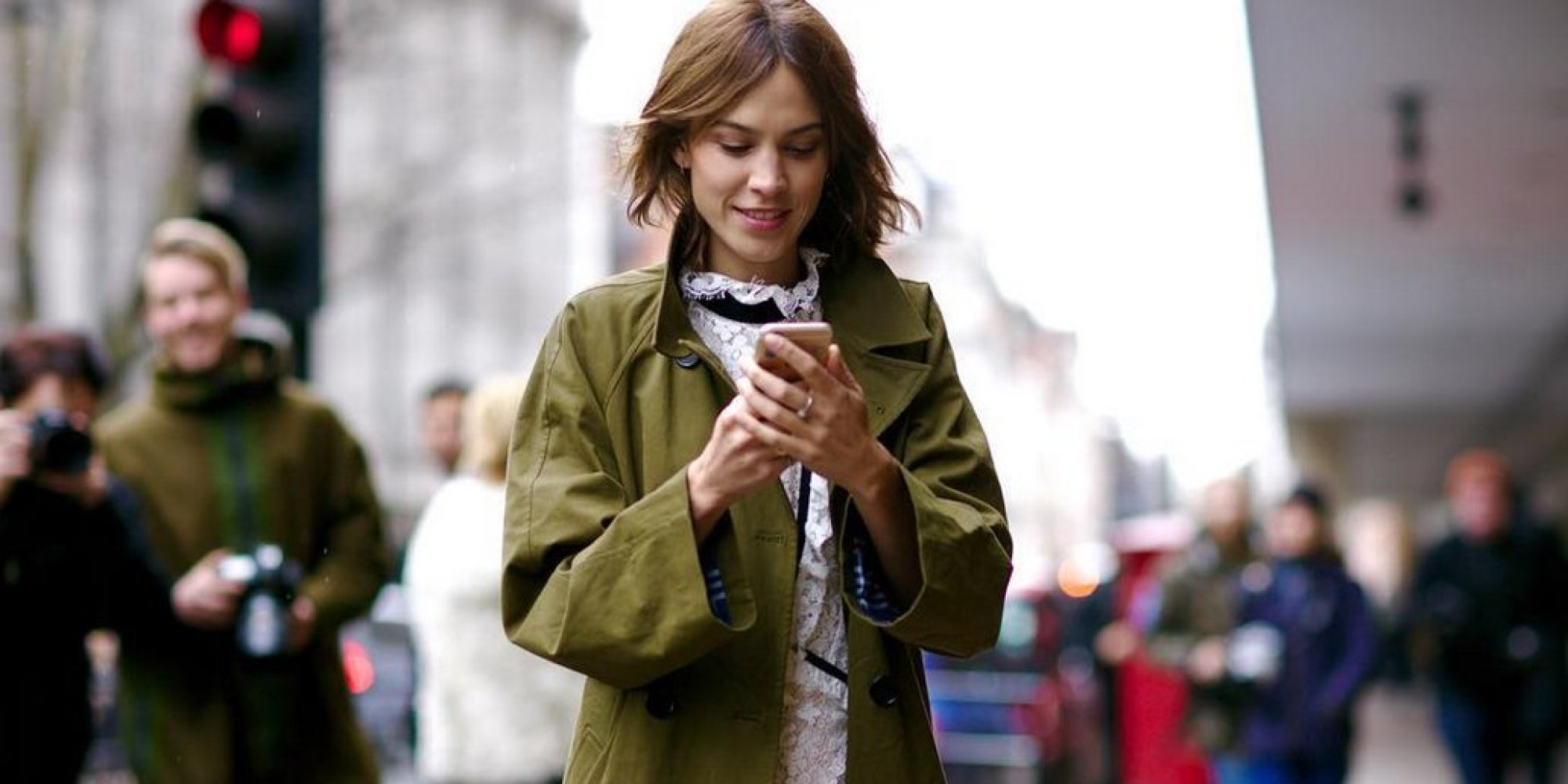 London Fashion Week 2016 Alexa Chung 39 S Outfits A