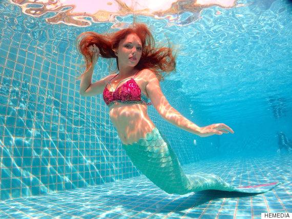 ariel becomes a sea - photo #29