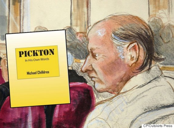 robert pickton book