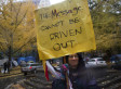 Occupy Portland Protesters Face Showdown With Police Over Eviction Order