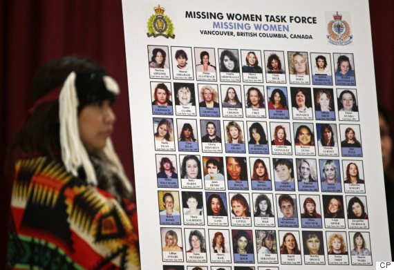 missing women inquiry