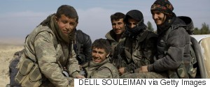 SYRIA DEMOCRATIC FORCES