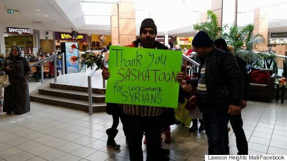 saskatoon syrian refugees