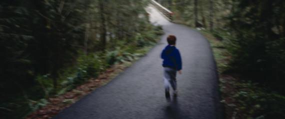KIDS FEAR RUNNING
