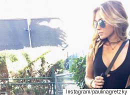 Paulina Gretzky Wears The Perfect It-Girl Outfit