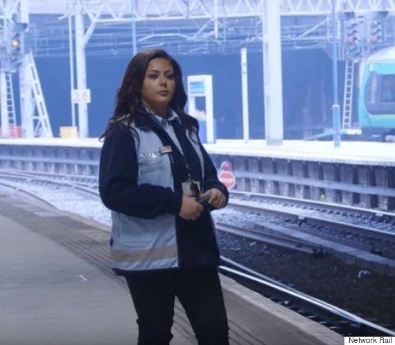 neena naylor network rail