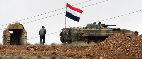 CESSEZ LE FEU SYRIE