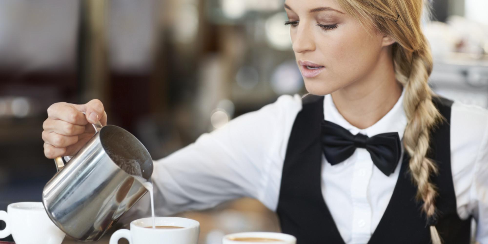 fired waitress