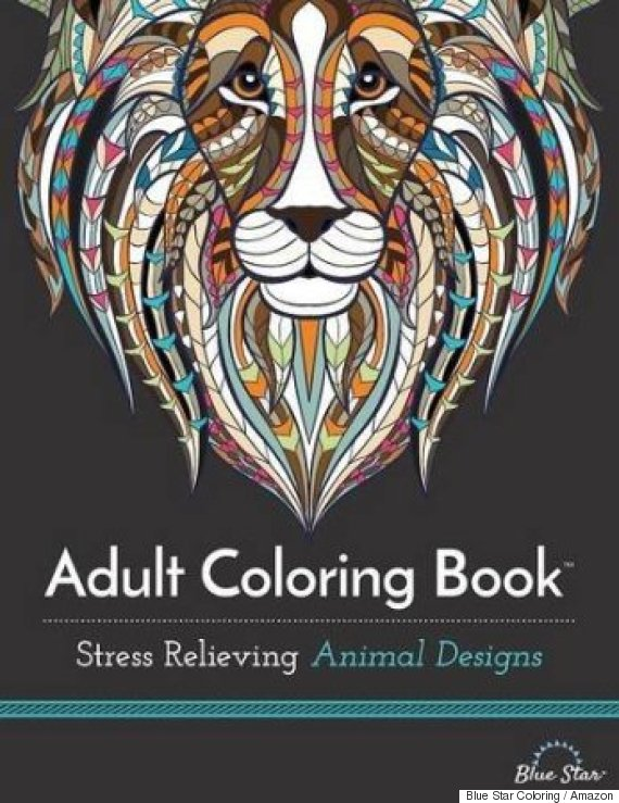 11 Adult Coloring Books That Will Make You Feel
