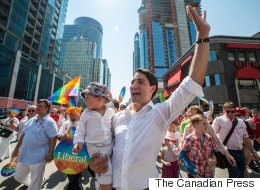 Trudeau To Become 1st PM To March In Toronto Pride Parade