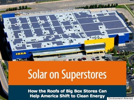 big box solar