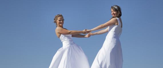 LESBIANS MARRIAGE