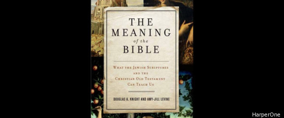 MEANING OF THE BIBLE BOOK