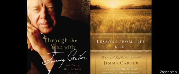 Jimmy Carter Religious Books