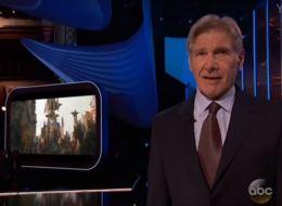Harrison Ford dévoile des images du «Star Wars Park»