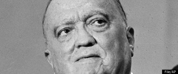 5 MYTHS ABOUT J EDGAR HOOVER