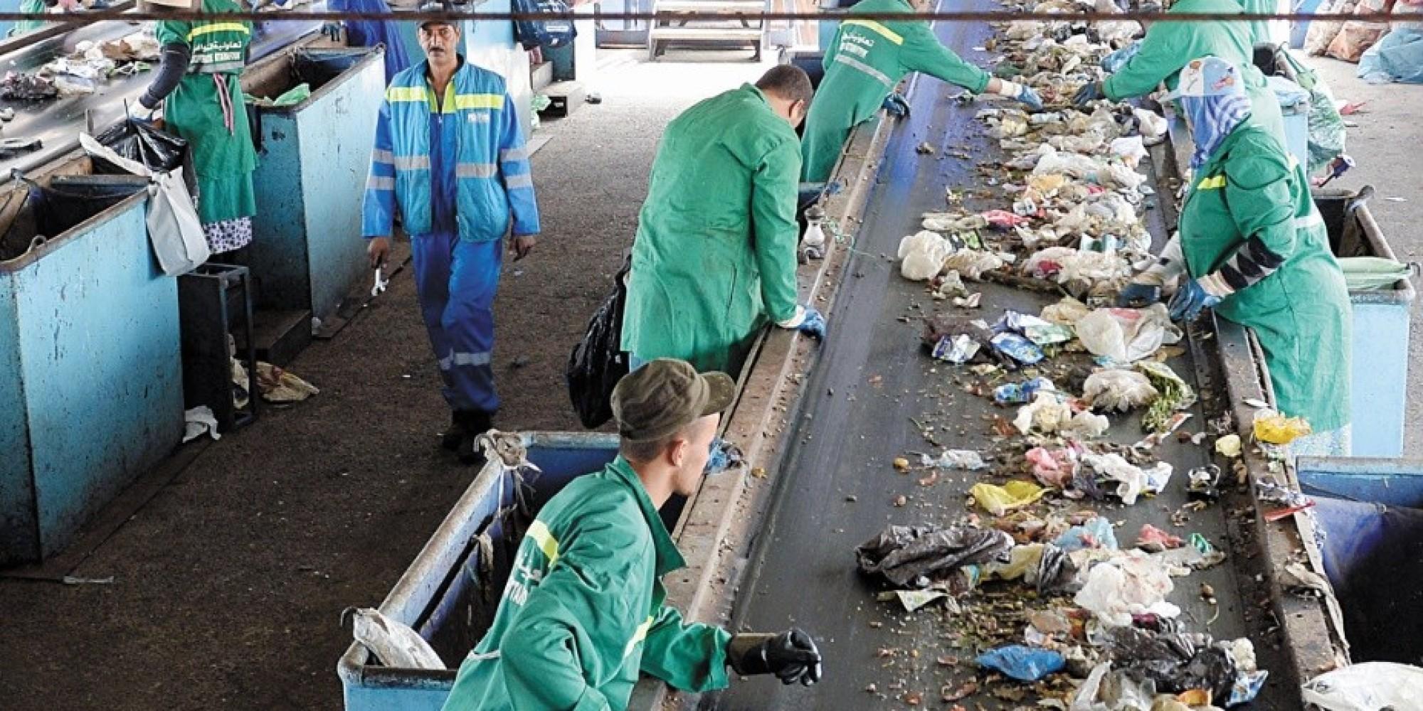 """Résultat de recherche d'images pour """"Maroc, pollution, sachets plastiques, Maroc, recyclage"""""""