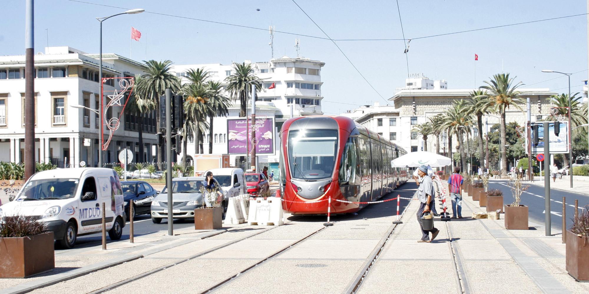 """Résultat de recherche d'images pour """"Casablanca, 3 nouvelles lignes de tramway"""""""