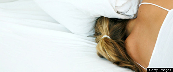 OVER HALF OF BRITS STRUGGLE TO SLEEP