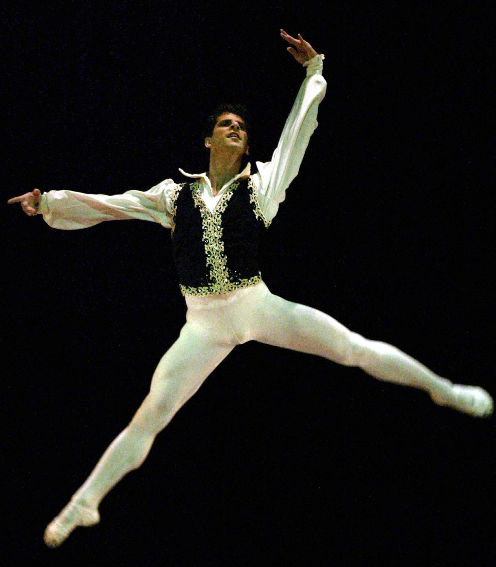 danseur etoile