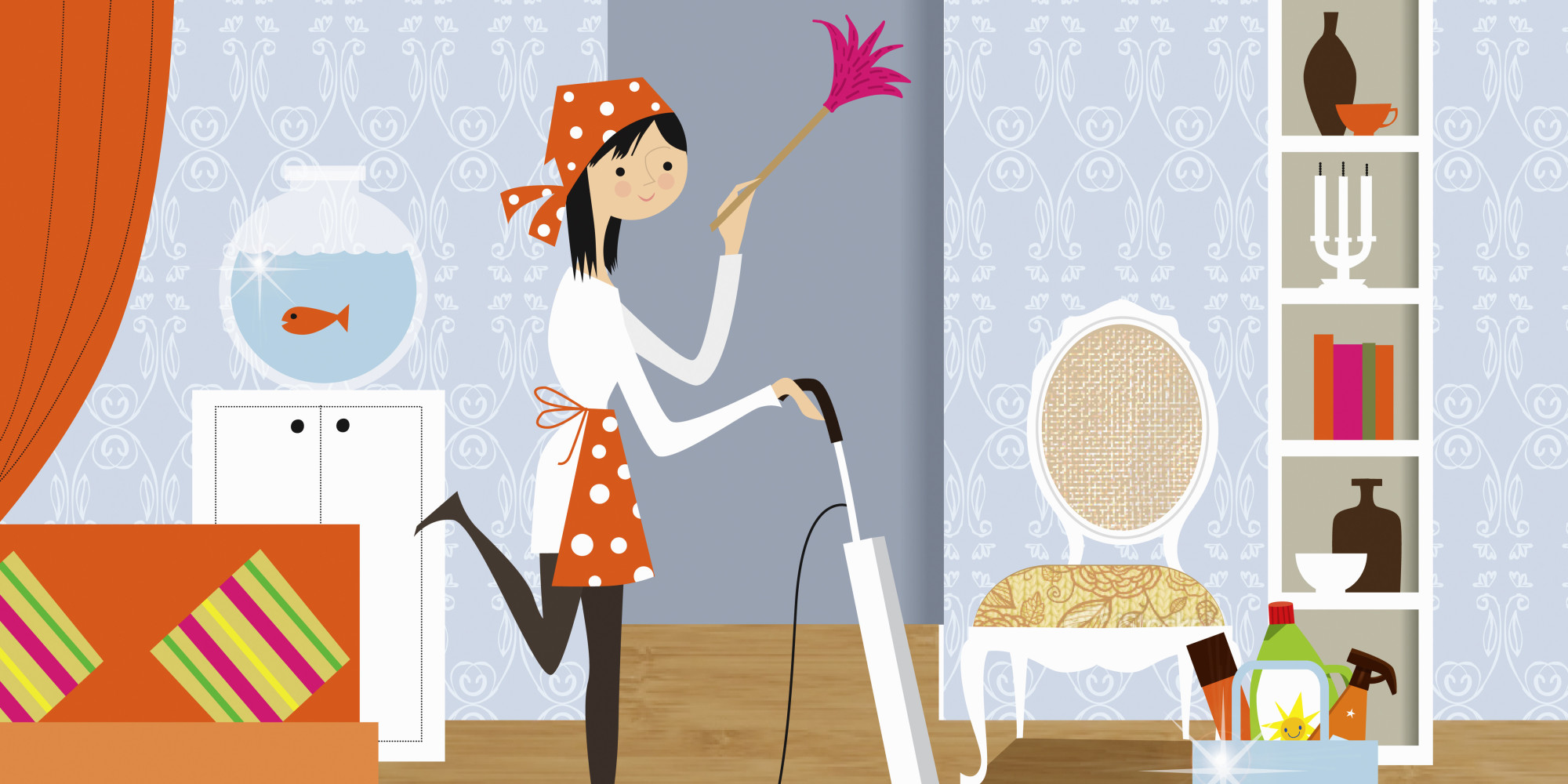 Clean Home 9 easy ways to always keep your home clean | huffpost